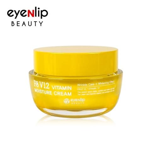 Витаминный увлажняющий крем EYENLIP F8 V12 Vitamin Moisture Cream 50 гр