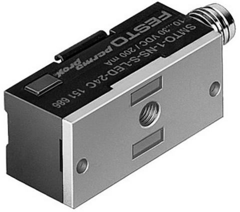Датчик положения SMTO-1-NS-S-LED-24-C Festo