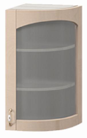 шкаф витрина торцевой МВ-29В