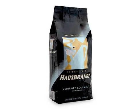 Кофе в зернах Hausbrandt Columbus, 1 кг