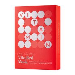 Маска TIAM My Signature Vita Red Mask 23ml X 10 шт.