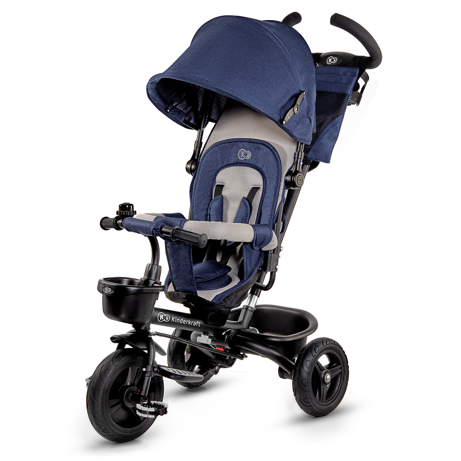 Велосипед Kinderkraft Aveo Blue складной