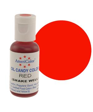 Кондитерские краски Краска для шоколада AmeriColor  RED, 19 гр. d431f2454f28f30fbbcd3378ef9517d4.jpg