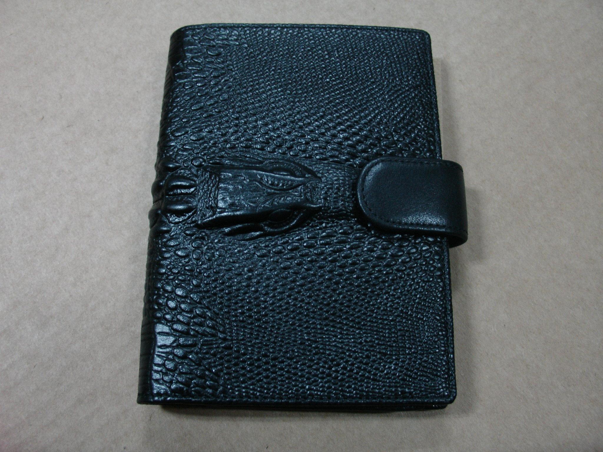 Обложка для паспорта из натуральной кожи Dublecity 121-DC001-17A