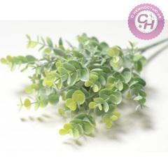 Искусственная зелень эвкалипта, букет 7 веток.