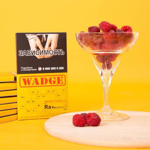 Табак Wadge Titanium Raspberry 100 г