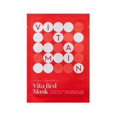 Маска TIAM My Signature Vita Red Mask 23ml 1шт.