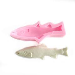 0724 Молд силиконовый. Рыба.