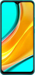 Смартфон Xiaomi Redmi 9 4/128GB Зеленый (Greeen)