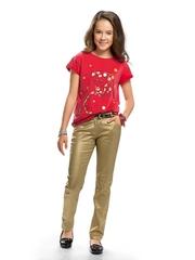 GTR487 футболка для девочек