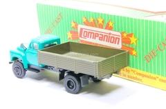 GAZ-53 board turquoise-khaki Kompanion 1:43