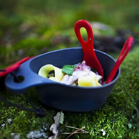 Картинка набор посуды Primus Field Cup Set зеленый - 2
