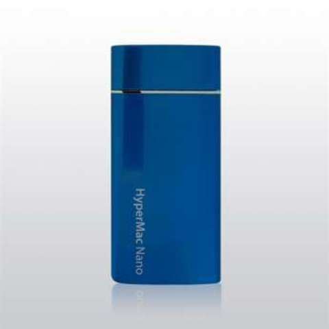 HyperMac Nano 1800mAh – внешняя батарея для iPhone/iPod (Blue)