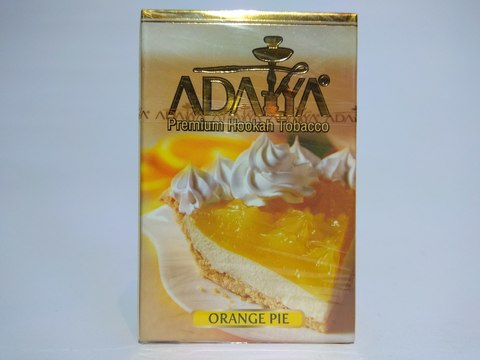 Табак для кальяна ADALYA Orange Pie 50 g