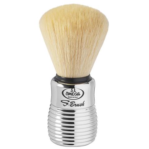 Помазок для бритья omega синтетика S10081