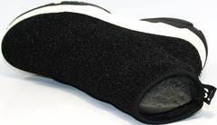 Кроссовки носки женские Seastar LA33 Black.