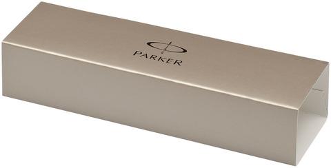 Шариковая ручка Parker IM Metal, K221, цвет: Black CT, стержень: Mblue123