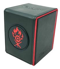Ultra Pro - Кожаная коробочка Gruul (100 карт)