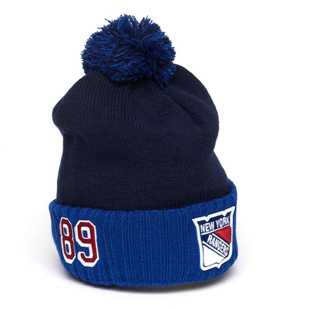 Шапка NHL New York Rangers № 89