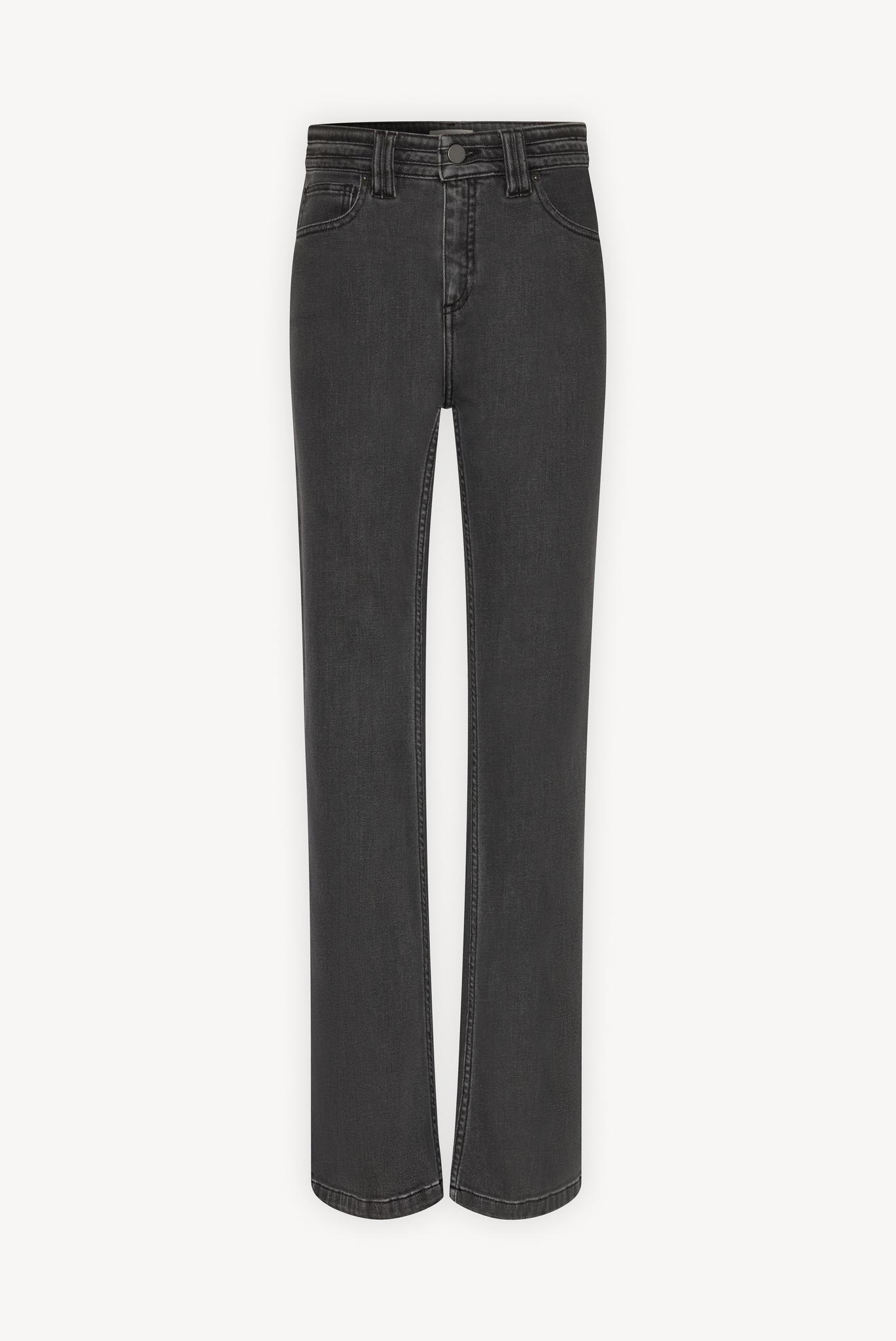 ELIASS - Расклешенные джинсы из эластичного хлопкового денима