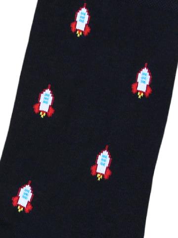Носки Ракеты черные