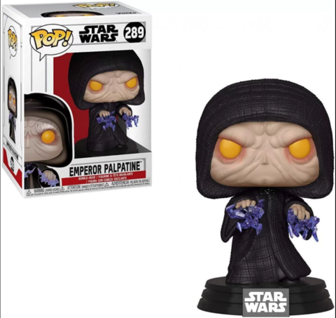 Funko POP! Bobble Star Wars Ep 6 Emperor Palpatine