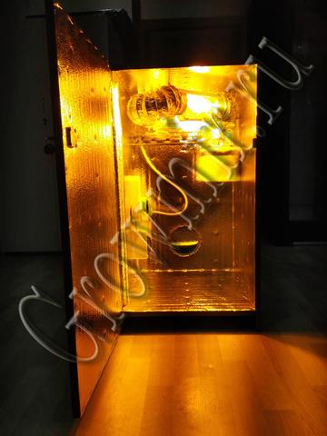 Гроубокс Growbox 100х80х60