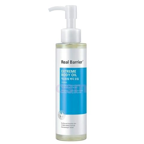 Защитное масло для чувствительной кожи тела Real Barrier Extreme Body Oil 150 мл