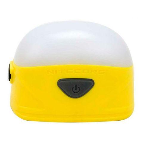 Фонарь походный Nitecore LA30 желтый лам.:светодиод. AAx2 (17444)