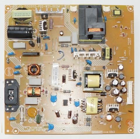 715G5113-P02-W21-002M блок питания с инвертором телевизора Philips