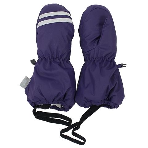 HUPPA ROY зимние детские варежки фиолетовые