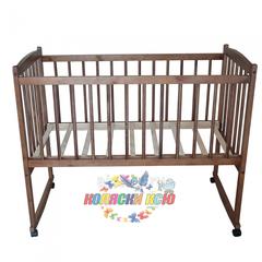 Кровать детская БЕБИ 1 (РАЗБОРНАЯ)