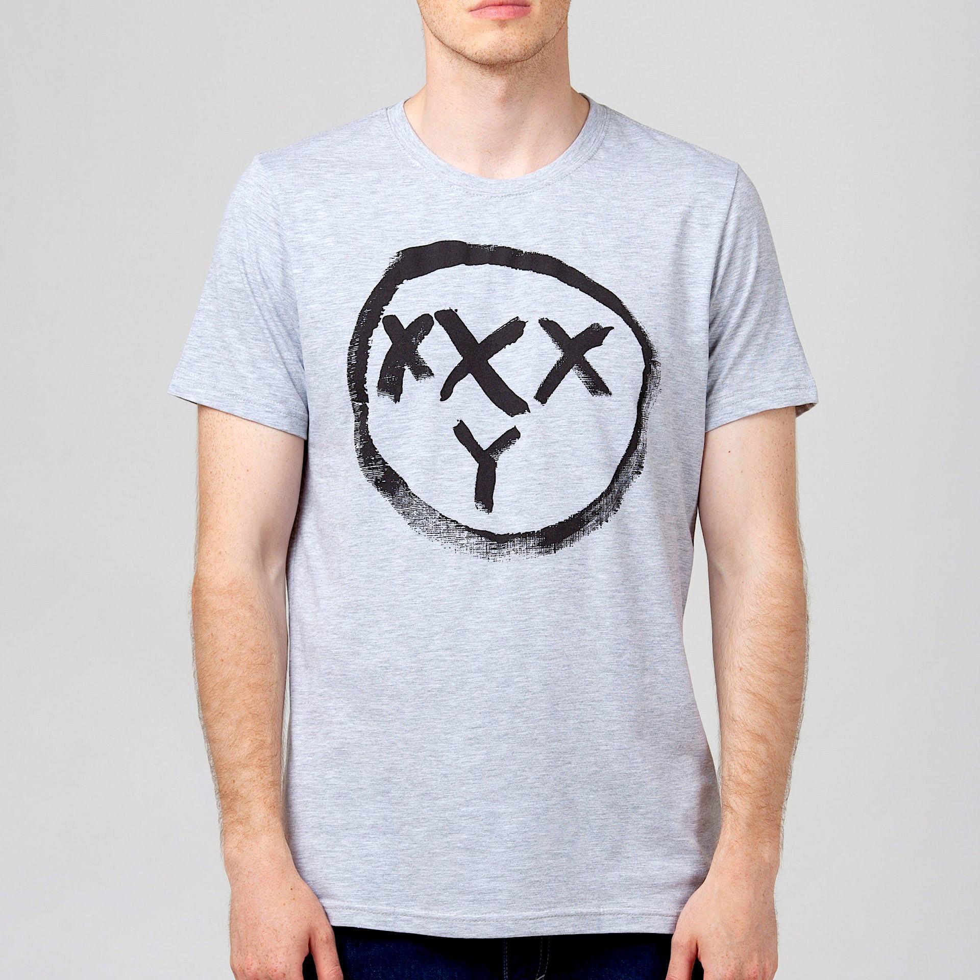 Футболка Oxxxy logo меланж