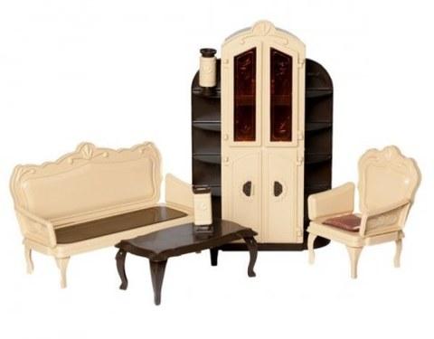 Набор мебели для куклы Огонёк Коллекция С-1299