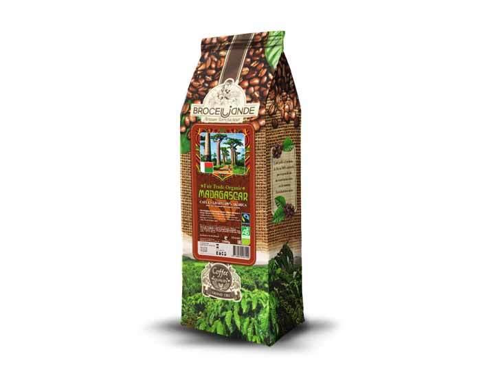 Кофе в зернах Broceliande Madagascar