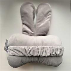 Подушка-подголовник  с вышивкой