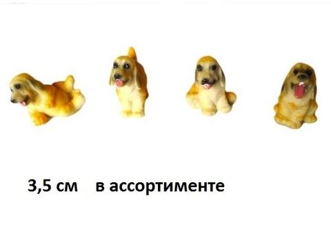 Сувенир Собака 973059 3,5см (НИ)