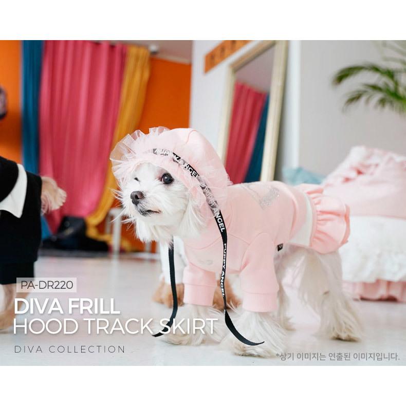 220 PA Платья для собак DIVA SPORT