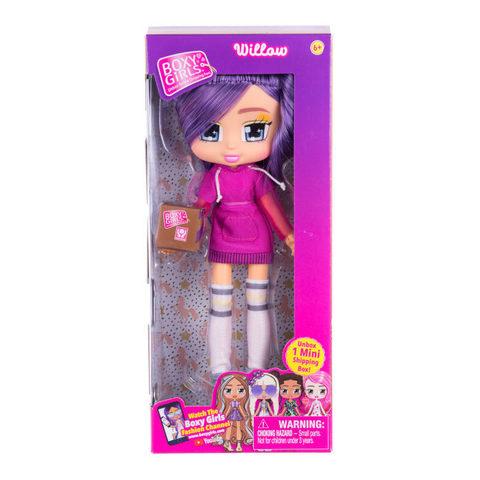 Кукла Boxy Girls с аксессуарами