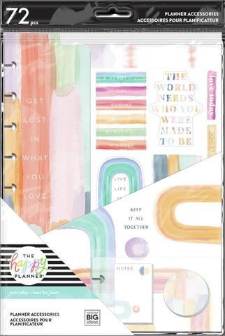 Дополнительный блок  для ежедневника Painterly Pastels Classic Accessory Pack