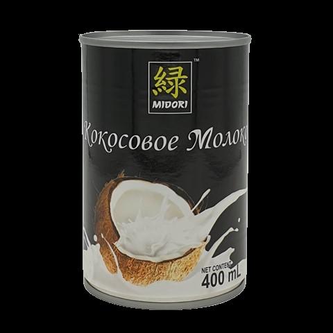 Кокосовое молоко (жирность 22%) MIDORI, 400 мл
