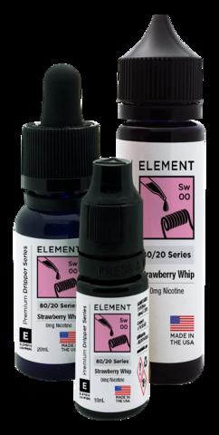 Жидкость Element 120 мл Strawberry Whip