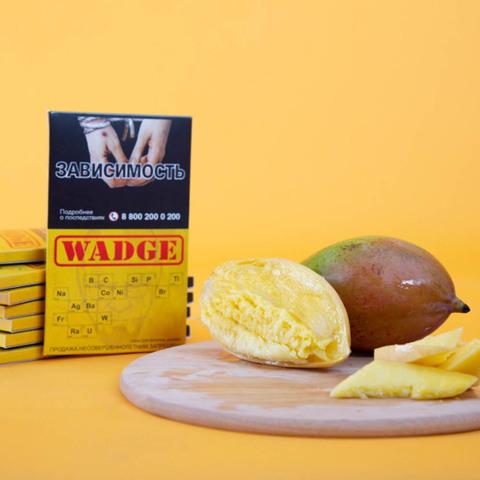 Табак Wadge Titanium Spiced Mango 100 г