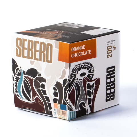 Табак Sebero Orange Chocolate (Апельсин Шоколад) 200 г