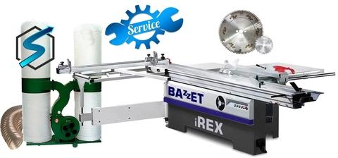 Форматно-раскроечный комплект iRex BAZZET