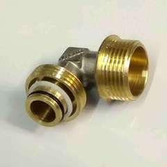 фитинг для металлопластиковых труб угол 20