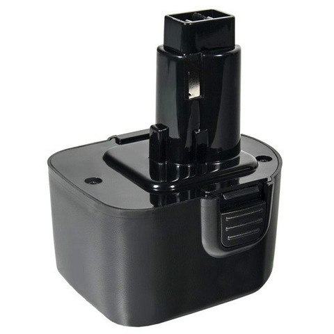 Аккумулятор для DeWALT ПРАКТИКА 12В, 2,0Ач, NiCd, коробка