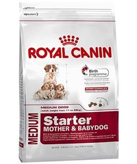 Royal Canin Medium Starter M&B 15кг.
