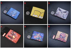 DC Comics Marvel Wallet Set 5