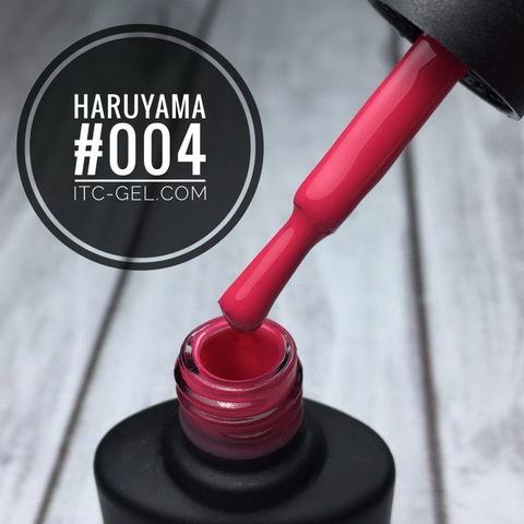 гель лак Haruyama 8мл (004)